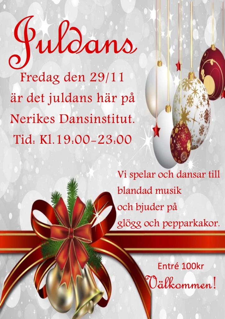 juldansen ny