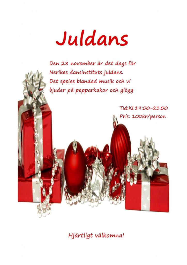 Juldans14